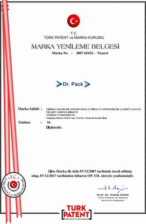 Dr.-Pack-Tescil-Belgesi-1